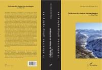 """Couverture  ouvrage """"Cultures du risque en montagne, le Pays Toy"""""""
